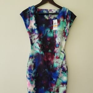 BRAND NEW Bar III Multi Colored Dress Sz Small